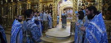 Игумен Амвросий принял участие в конференции «Преемство монашеской традиции в современных монастырях. Миссия монастырей в современном мире: цели, задачи, принципы построения коммуникации»