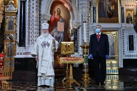 Обращение Святейшего Патриарха Кирилла в связи с пандемией